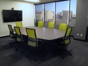 Main Boardroom with videoconferencing